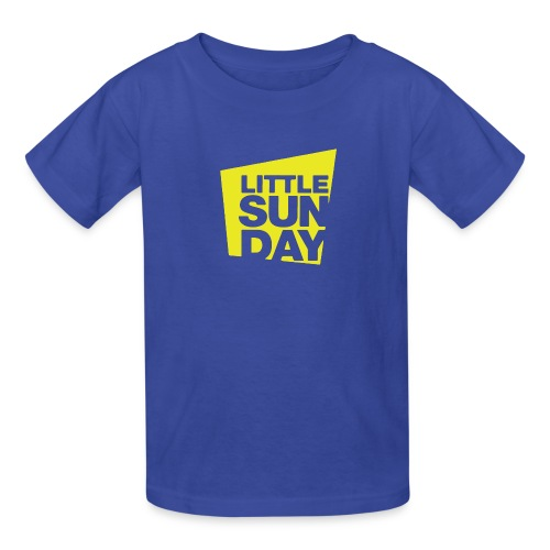littleSUNDAY Official Logo - Kids' T-Shirt