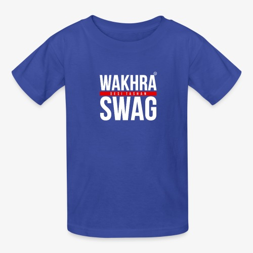 Wakhra Swag W - Kids' T-Shirt