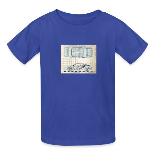 drawings - Kids' T-Shirt