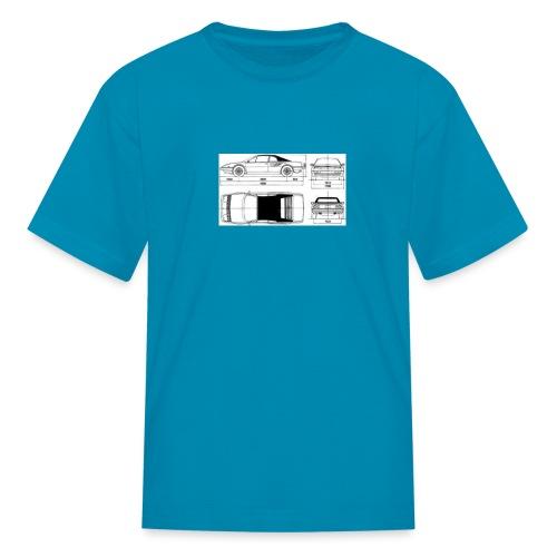artists rendering - Kids' T-Shirt