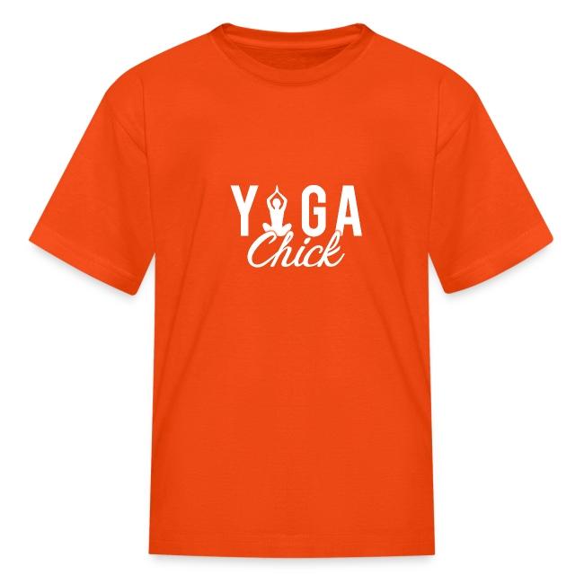 Yoga Fitness Chick