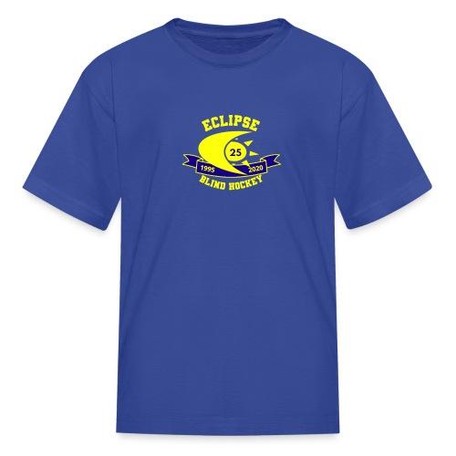 25th Anniversary Gear Yellow - Kids' T-Shirt