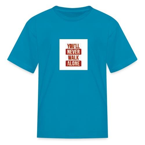 liverpool fc ynwa - Kids' T-Shirt