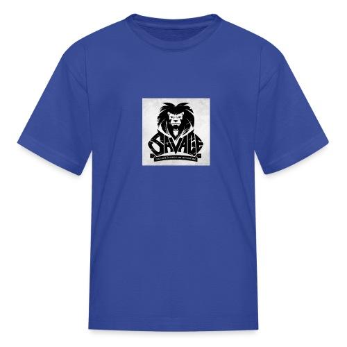 king savage - Kids' T-Shirt