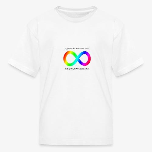 Embrace Neurodiversity - Kids' T-Shirt