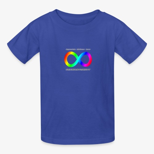 Embrace Neurodiversity - Kids' T-Shirt