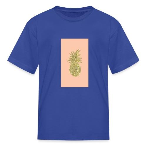 pinaple - Kids' T-Shirt
