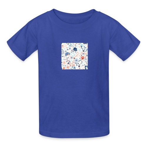 flowers - Kids' T-Shirt