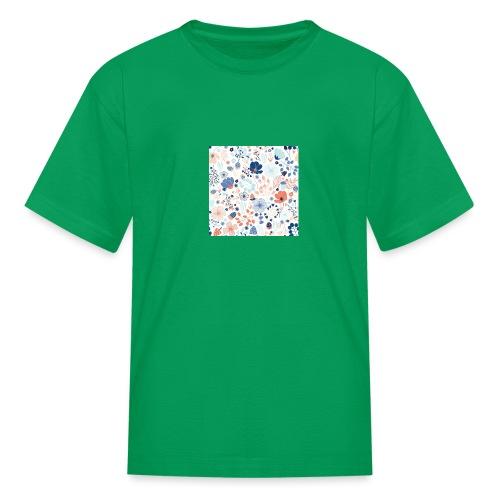flowers - Kids' T-Shirt