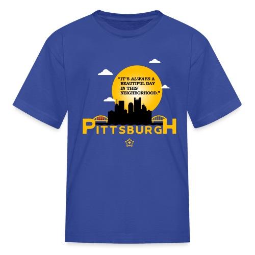 Final ItsAlways png - Kids' T-Shirt