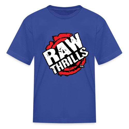 Raw Thrills - Kids' T-Shirt
