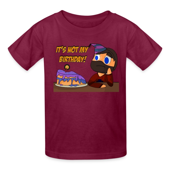 not my birthday