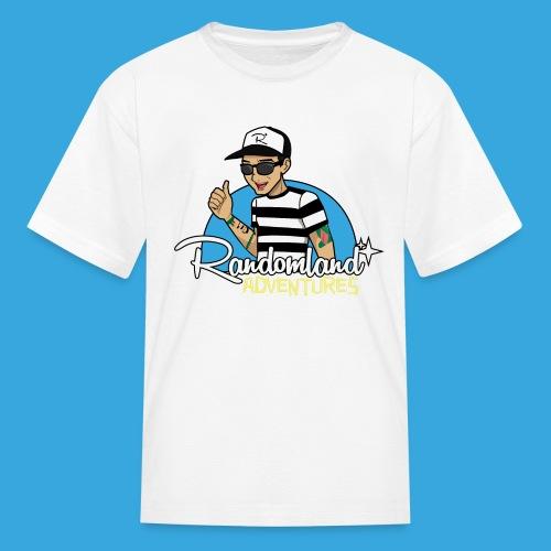Pin Shirt - Kids' T-Shirt