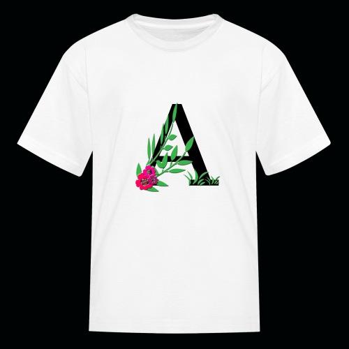 Letter A - Kids' T-Shirt