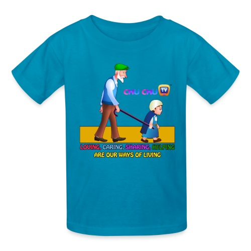 Motivational Slogan 2 - Kids' T-Shirt