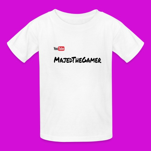 YT MajedTheGamer s Merch - Kids' T-Shirt