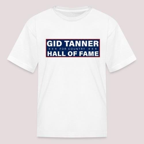Gid for HOF - Kids' T-Shirt
