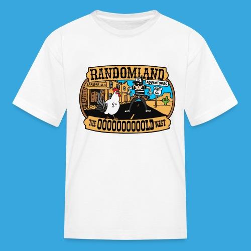 The OOOOOLD west - Kids' T-Shirt