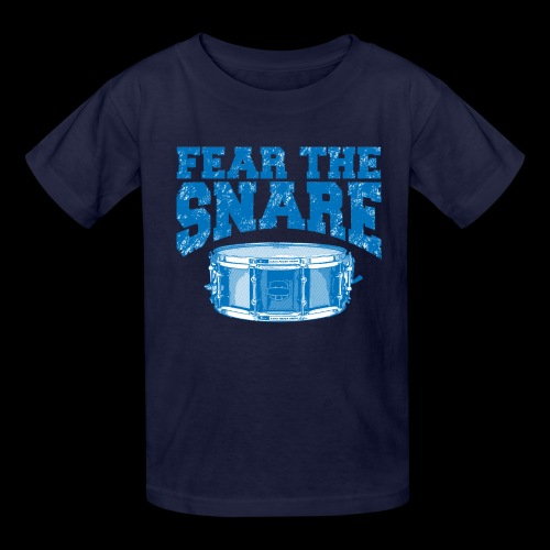 FEAR THE SNARE - Kids' T-Shirt
