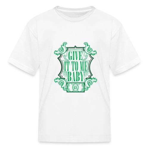 MONEY png - Kids' T-Shirt