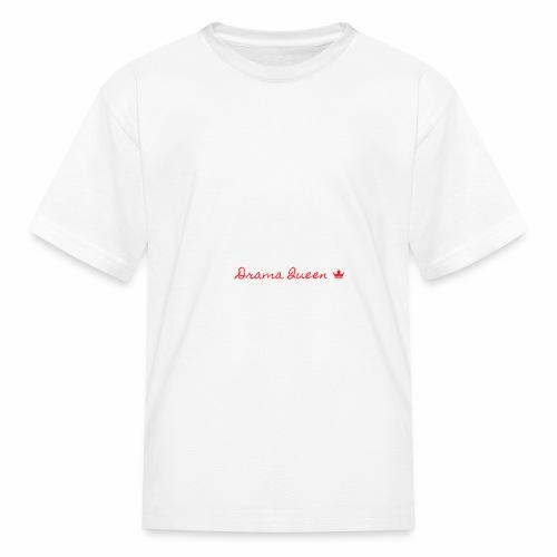 DRAMA QUEEN - Kids' T-Shirt