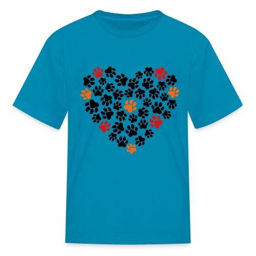 Animal Love - Kids' T-Shirt