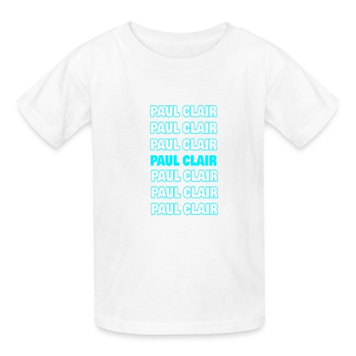Paul Clair Stand Out Youth & Babies - Kids' T-Shirt