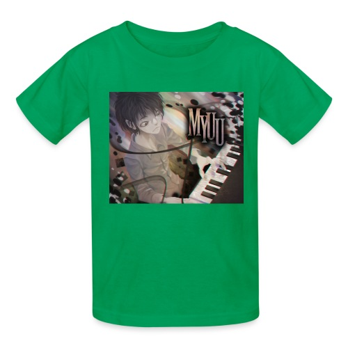 Dark Piano 1 - Kids' T-Shirt