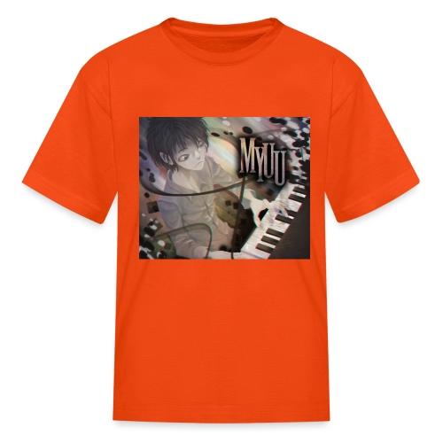 Dark Piano 1 - Kids' T-Shirt