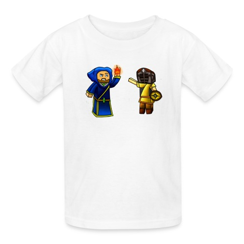 Tyan in trans png - Kids' T-Shirt