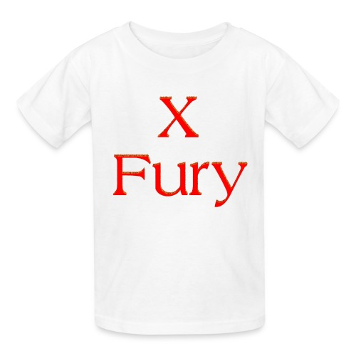 X Fury - Kids' T-Shirt