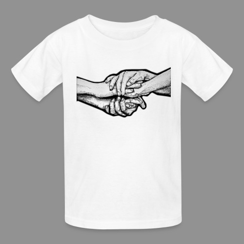 The Strength of Their Resolve - Kids' T-Shirt
