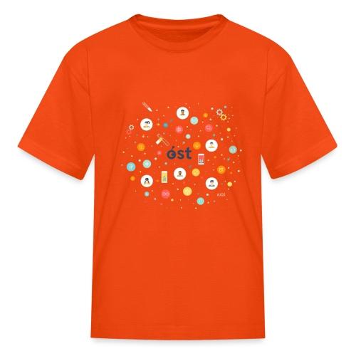 ost illustration - Kids' T-Shirt