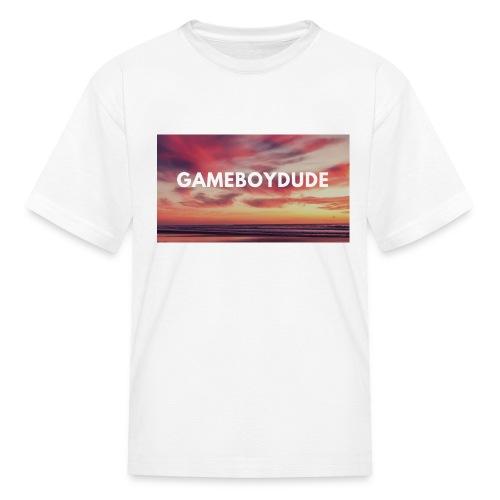 GameBoyDude merch store - Kids' T-Shirt