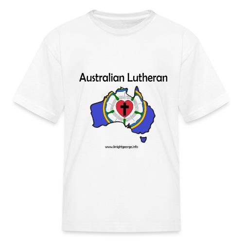 Australian Lutheran - Kids' T-Shirt