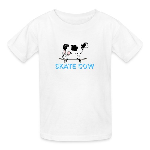 Original Skate Cow - Kids' T-Shirt
