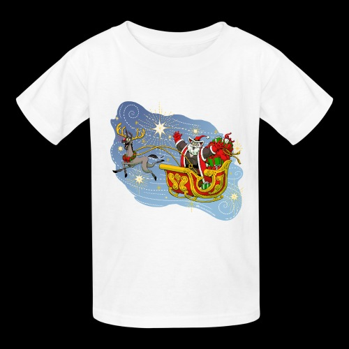 Christmas 2020 Ranger Dentface - Kids' T-Shirt