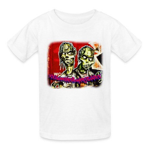 xxZombieSlayerJESSxx - Kids' T-Shirt