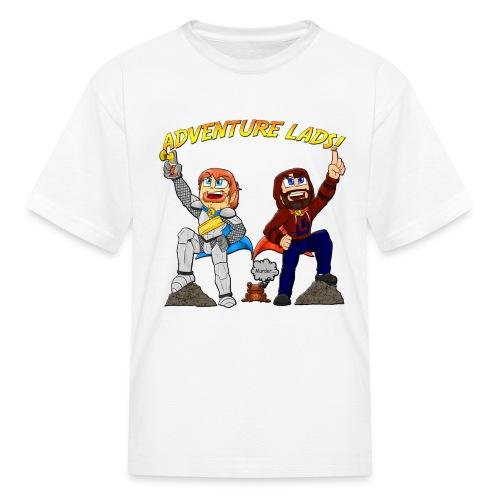 adventure lads large 2 - Kids' T-Shirt