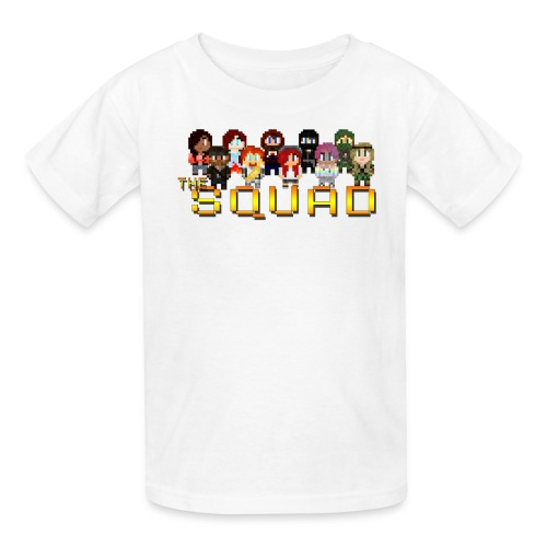 8-Bit Squad - Kids' T-Shirt