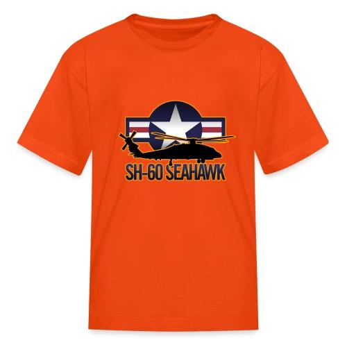 SH 60 sil jeffhobrath MUG - Kids' T-Shirt