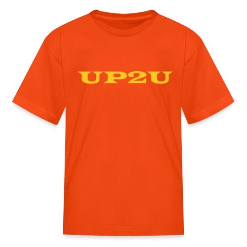 UP2U - Kids' T-Shirt