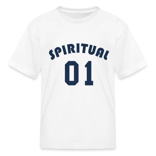 Spiritual One - Kids' T-Shirt