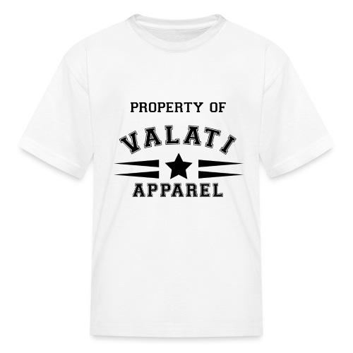 Property Of - Kids' T-Shirt
