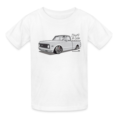 Short & Low C10 - Kids' T-Shirt