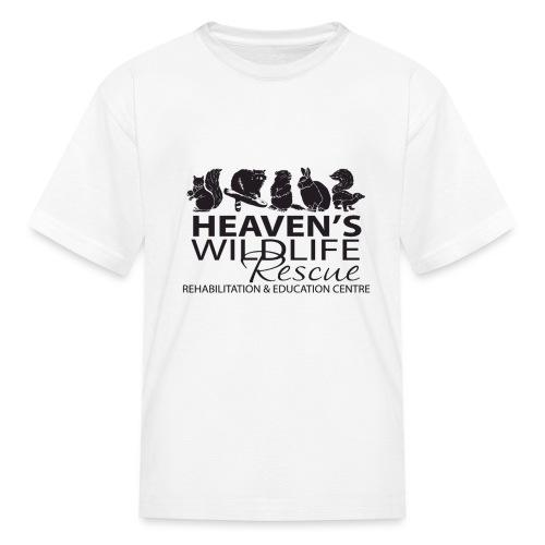 Heaven's Wildlife Rescue - Kids' T-Shirt