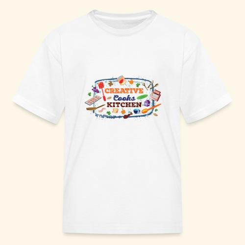 Creative Cooks Kitchen - Kids' T-Shirt