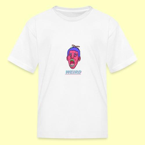 WEIRD - Kids' T-Shirt