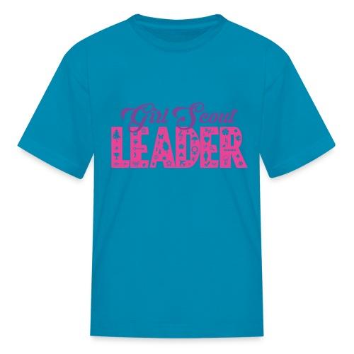 Girl Scout Leader - Kids' T-Shirt