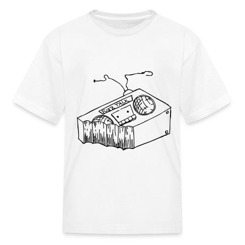 FTRLogoBlack png - Kids' T-Shirt